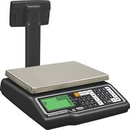 Ηλεκτρονικός Ζυγός Υπολογισμού Τιμής ICS Dibal G310 με Ιστό (6/15/30kg) Dibal