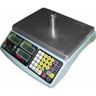Ηλεκτρονικός Ζυγός Υπολογισμού Τιμής ICS PC5 χωρίς Ιστό (6/15/30kg) ICS