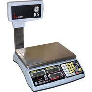 Ηλεκτρονικός Ζυγός Υπολογισμού Τιμής ICS PC5 με Ιστό (6/15/30kg) ICS