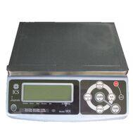 Ηλεκτρονικός Ζυγός Βάρους ICS WX-15 (15kg) Μπαταρίας ICS