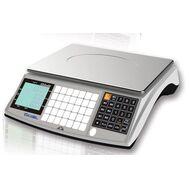 Ηλεκτρονικός Ζυγός Υπολογισμού Τιμής iScale PS6D χωρίς Ιστό με Σύνδεση RS232 (15/30kg) iScale