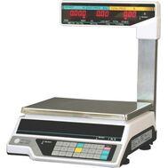 Ηλεκτρονικός Ζυγός Υπολογισμού Τιμής ICS INS-100 με Ιστό (6/15/30kg) ICS