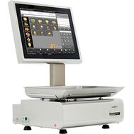 Ηλεκτρονικός Ζυγός Λιανικής με Εκτύπωση Ετικέτας Balancas Marques BM5 ARM (15kg) με Οθόνη Αφής 15 Balancas Marques
