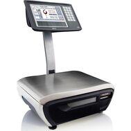 Ηλεκτρονικός Ζυγός Λιανικής με Εκτύπωση Ετικέτας Avery Berkel XM-400 (15kg) με Οθόνη Αφής Avery Berkel