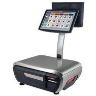 Ηλεκτρονικός Ζυγός Λιανικής με Εκτύπωση Ετικέτας Avery Berkel XT-400 (15kg) με Οθόνη Αφής Avery Berkel