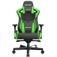 ANDA SEAT Gaming Chair AD12XL KAISER-II Black-Green ANDA