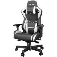 ANDA SEAT Gaming Chair AD12XL KAISER-II Black-White ANDA