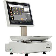Ηλεκτρονικός Ζυγός Λιανικής με Εκτύπωση Ετικέτας Balancas Marques BM5 ARM (30kg) με Οθόνη Αφής 15 Balancas Marques