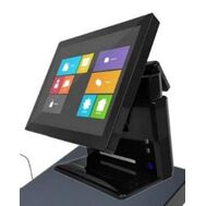 "POS ALFA LKS-POS820S-J1900 15,4"" WIDE Capacitive με Οθόνη VFD Alfa"