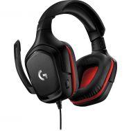 LOGITECH Headset Gaming G332 Black Logitech