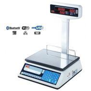Ηλεκτρονικός Ζυγός TEM EGE LED T-POST SubTotal