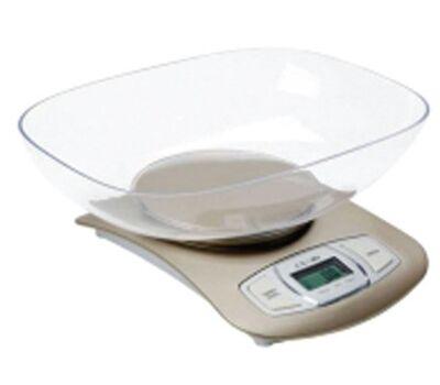 Ηλεκτρονικός Ζυγός Κουζίνας ICS ΕΚ 3650 (5kg/υποδ.0.1gr) Μπαταρίας ICS