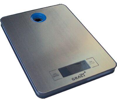 Ηλεκτρονικός Ζυγός Κουζίνας ICS SYE 2011 (5kg/υποδ.0.1gr) Μπαταρίας ICS