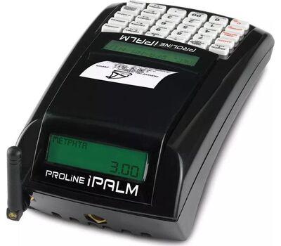 Ταμειακή Μηχανή Proline iPALM με μπαταρία Μαύρη + Δώρο Παραμετροποίηση, Παράδοση ,Ρολλά ! Proline