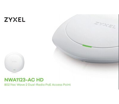 Access Point Zyxel NWA1123-AC HD ZYXEL