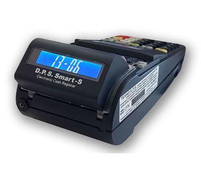 Ταμειακή Μηχανή DPS Smart S Μαύρη + Δώρο Παραμετροποίηση, Παράδοση ,Ρολλά ! DPS