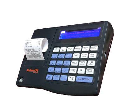 Ταμειακή Μηχανή Admin SD-100 φορητή με μπαταρία + Δώρο Παραμετροποίηση, Παράδοση ,Ρολλά ! ΠΛΗΚΤΡΟ