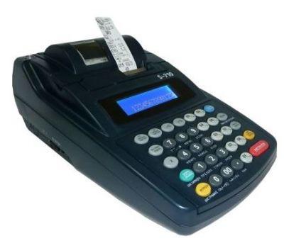 Ταμειακή Μηχανή DPS S-710 PLUS Μαύρη + Δώρο Παραμετροποίηση, Παράδοση ,Ρολλά ! DPS