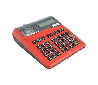 Ταμειακή Μηχανή Incotex 133 Κόκκινη + Δώρο Παραμετροποίηση, Παράδοση ,Ρολλά ! Incotex